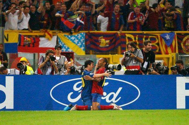 Messi, le vibrant hommage à Henry