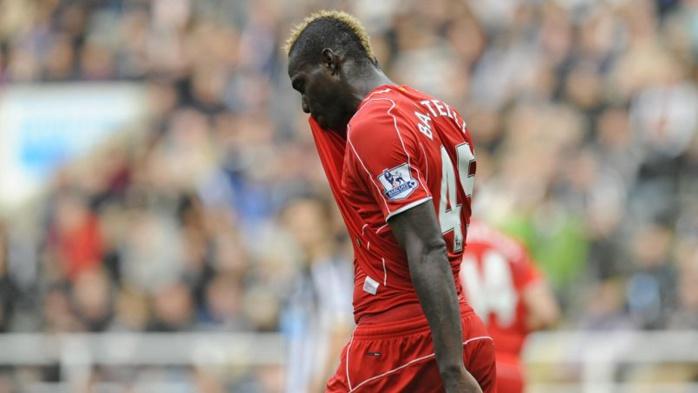 Balotelli suspendu un match pour propos racistes