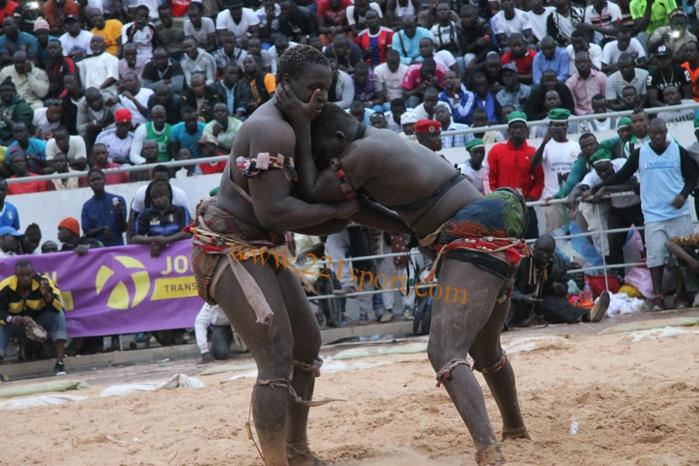 Les images du Combat Diène Kaïré/Boy Baol