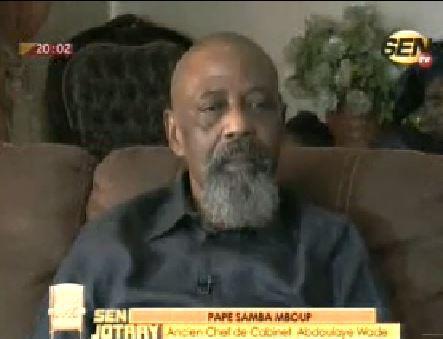 Emission Sen Jotay du dimanche 21 decembre 2014 avec Pape Samba Mboup