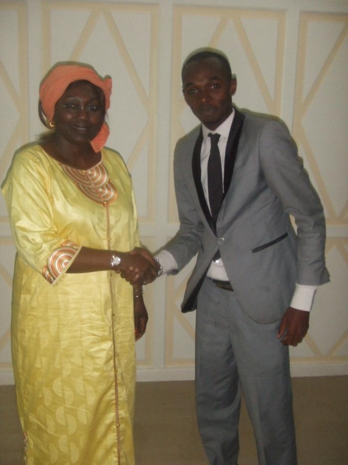 Trophées de l'environnement : Aminata Tall labélise la première Edition