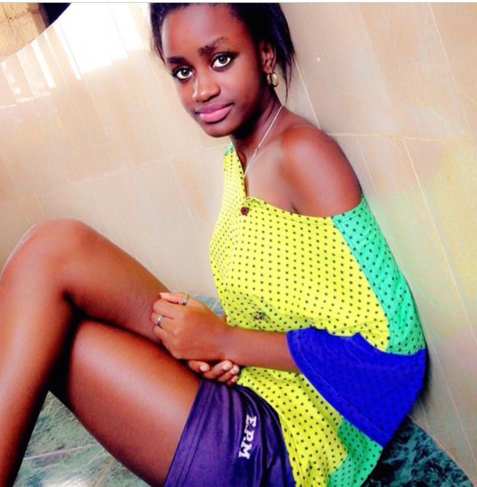 Aïcha, la très belle fille de Thione Ballago Seck