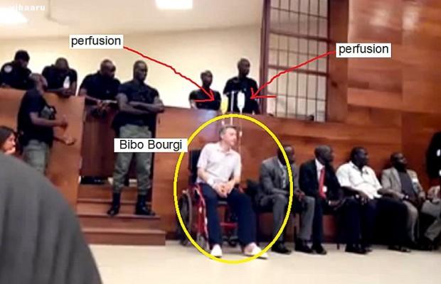 Bibo Bourgi à la Cour : «Je suis revenu parce que je suis un homme de parole»
