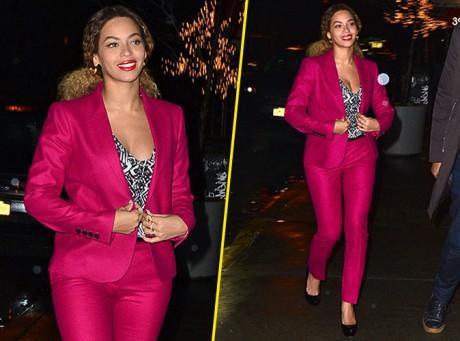 Beyoncé : ses talents de danseuse ? Son meilleur atout pour la promo de son album !