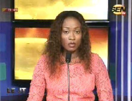 Journal Télévisé Sen Tv De Ce mardi 23 Décembre 2014