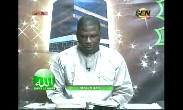Tafsir Alhouran du 23 décembre 2014