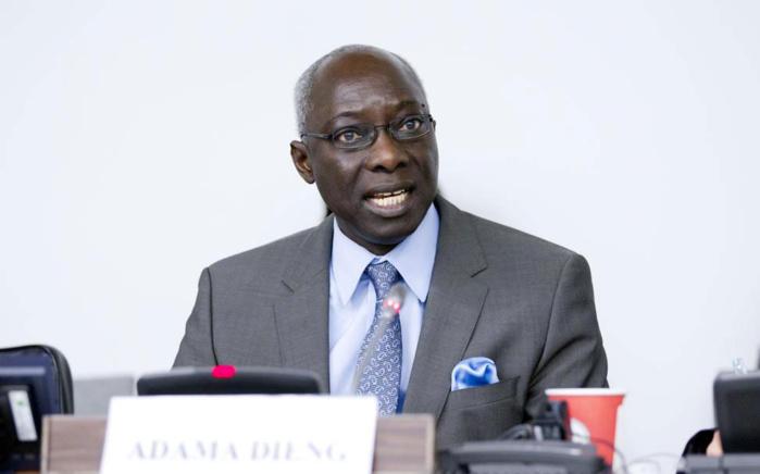 LES 10 AFRICAINS QUI COMPTENT LE PLUS A L'ONU : Adama Dieng, le seul Sénégalais !