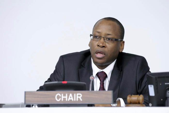 Muté de son poste des Nations Unies vers l'Espagne par le Pr Macky Sall  :L'ambassadeur Abdou Salam Diallo se fait dérober ses affaires personnelles...