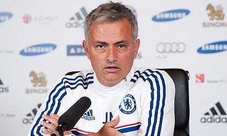 José Mourinho, coach Chelsea : «Nous sommes la meilleure équipe!»