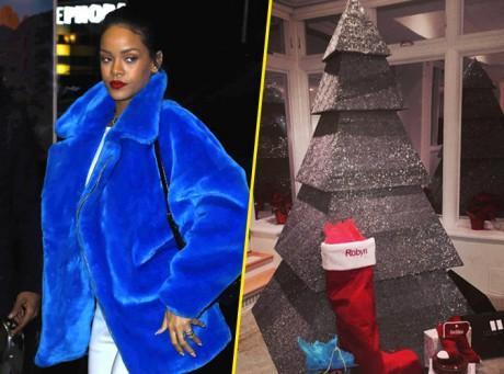 Rihanna : un Noël éblouissant !