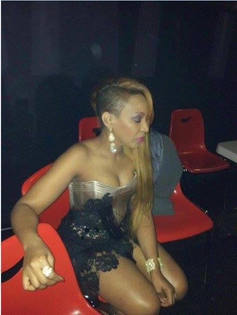 Viviane Ndour en mode sexy girl