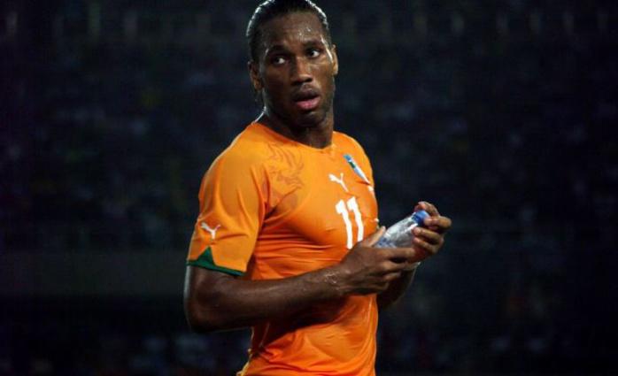 Cote d'Ivoire: Drogba va-t-il jouer la Can ? Il a rencontré Hervé Renard