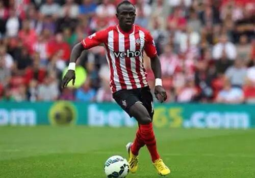 Sadio Mané marque son quatrième but avec Southampton