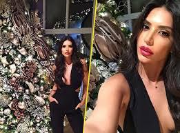 Samir Nasri : Anara Atanes lui offre un Noël ultra sexy