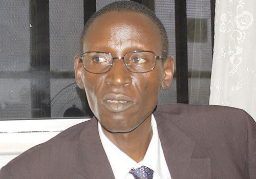 Aboubacry M'BODJ, SG de la Raddho plaide la libération de Karim Wade