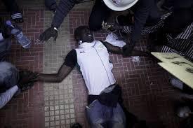 Mort subite : un jeune drogué tombe brusquement mort à Touba
