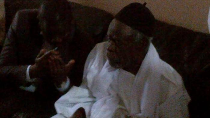 Exclu- Serigne Abdoulahi M'backé Yallay Bour à Omar Youm : « Avant son élection, Macky avait juré de...hélas...»