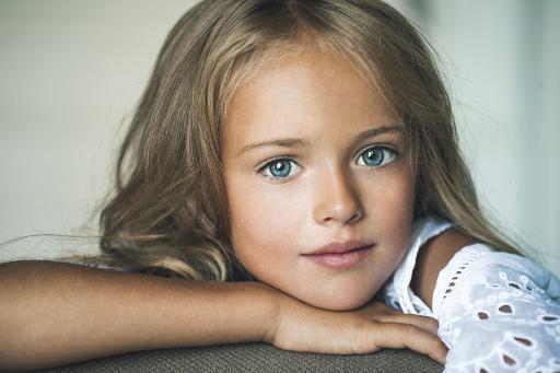 Voici la « plus belle petite fille du monde »