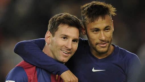 """Neymar : """"Difficile d'être le meilleur du monde face à Messi et Ronaldo"""""""