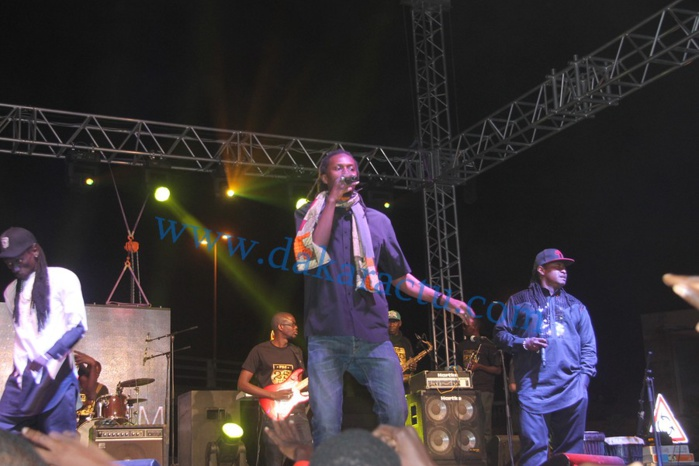 Concert PBS : Gunman Xuman sur scène