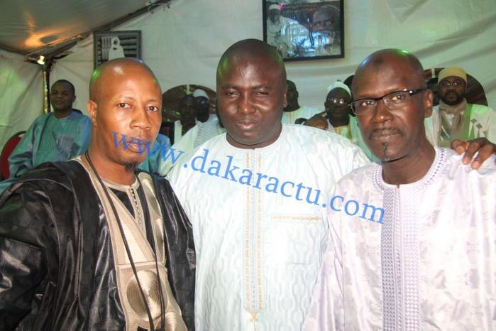MÉDINA : les trois « ennemis » des locales réconciliés en douce...