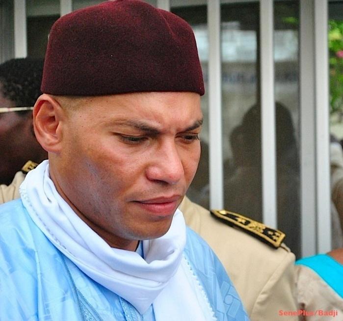 La demande de liberté provisoire de Karim Wade rejetée : Me Wade revient le 2 Janvier pour...