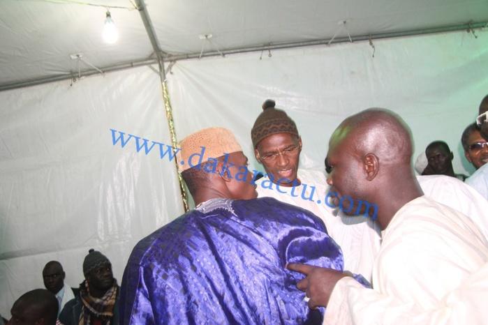 « Thiant » de Paco Jackson : les chanteurs de « khassaïdes » se battent pour des sous offerts par Cheikh Amar !