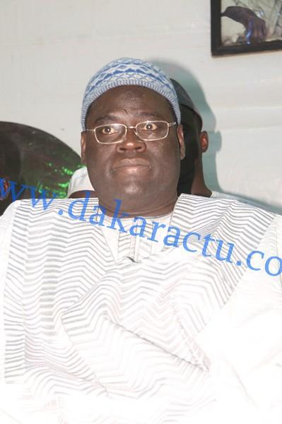 « Thiant » de Paco Jackson : Serigne Bass Khadim Awa Ba Mbacké a répondu présent