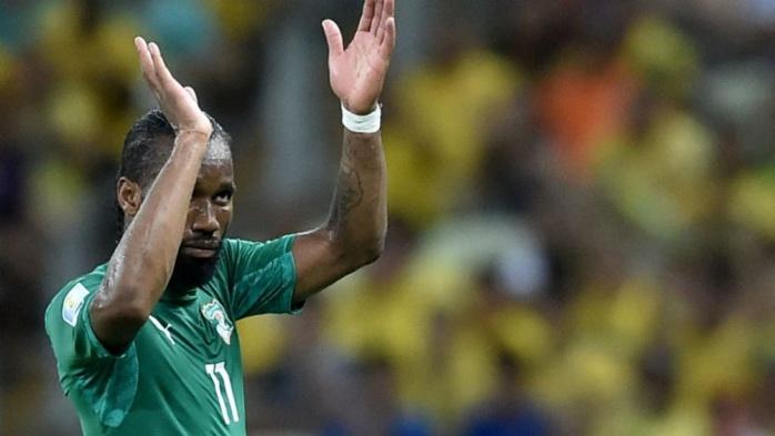 Liste des éléphants pour la CAN 2015 : Didier Drogba ne fera pas son retour avec la Côte d'Ivoire