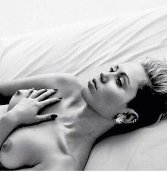 Miley Cyrus trop indécente pour Instagram