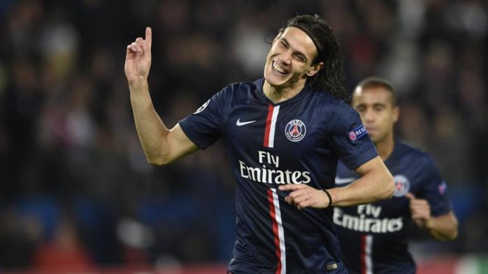 Transferts - Arsenal offrirait 65 millions pour Cavani