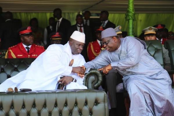Le gouvernement du Sénégal condamne la tentative de putsch en Gambie (Communiqué)