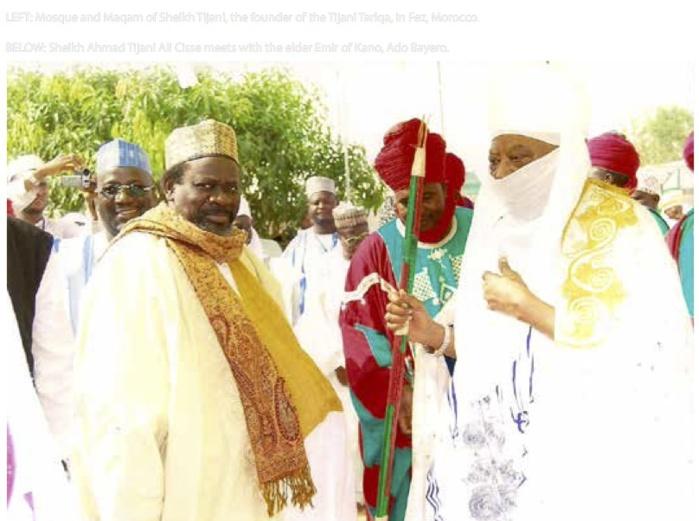 Top 500 des musulmans les plus influents dans le monde : Cheikh Tidiane Cissé, classé 3 ème en Afrique