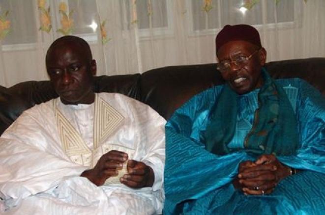 Visite à Tivaouane : La délégation d'Idrissa Seck pas reçue par Al Amine