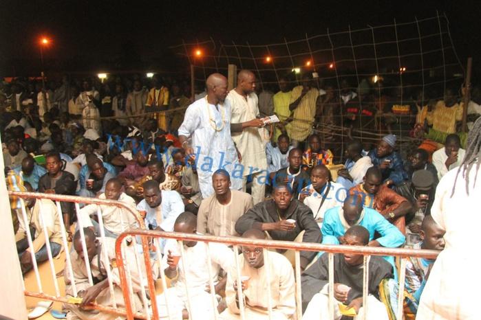 Les images de la célébration Gamou 2015 à la mosquée Massalikoul Jinane