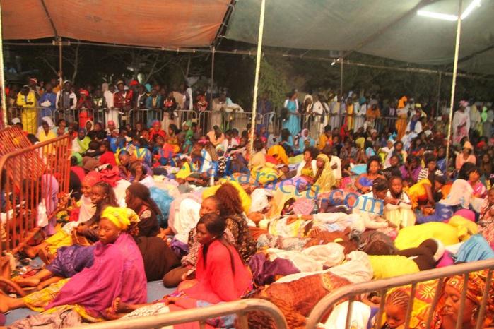 Les images  de la Célébration du Gamou 2015 chez Cheikh Béthio Thioune à Mermoz