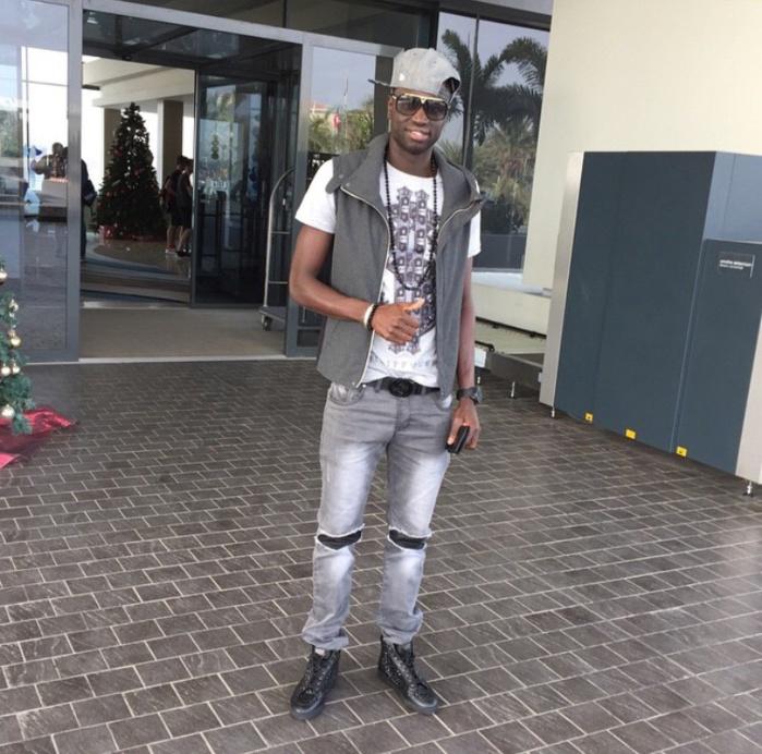CAN 2015 : Cheikhou Kouyaté déjà à Dakar
