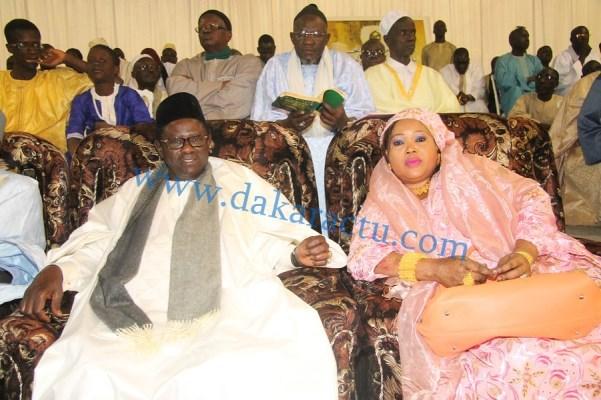 La femme de l'ancien maire de Dakar, Pape Diop, victime de la dépigmentation