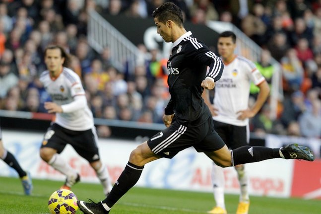 Liga : Valence fait tomber le Real Madrid !