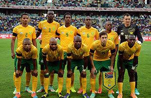 Préparation Can 2015 : l'Afrique du Sud bat la Zambie en match amical, 1-0