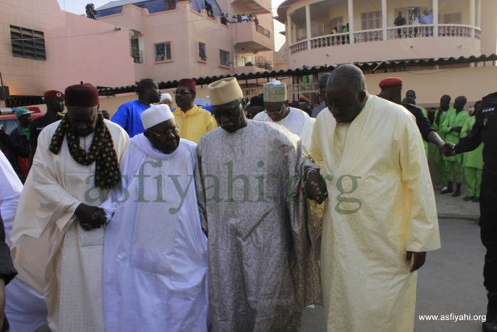 GAMOU 2015 : LES TEMPS FORTS DE LA CEREMONIE OFFICIELLE