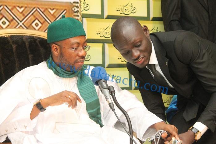 Voici Papa Ibrahima Diassé, ancien journaliste à Dakaractu et actuel conseiller en communication de Sheikh Alassane Sène « Taree Yalla ».