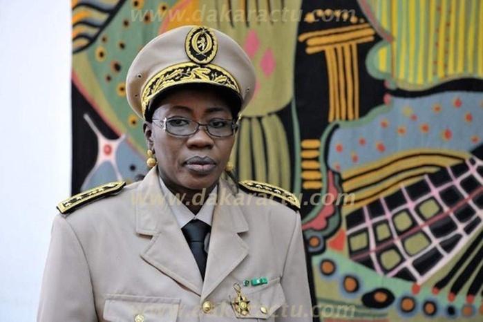 Madame Nafi N'gom Keïta, vous êtes Off nak...
