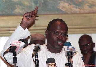 Khalifa Sall répond à Diouf Sarr et Cie : « j'entends dire c'est l'Etat qui a versé les fonds de dotation, c'est grotesque! »