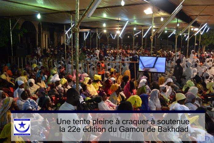 Les images de la célébration du Maouloud à Baghdad chez Serigne Khadim Lo Gaydel