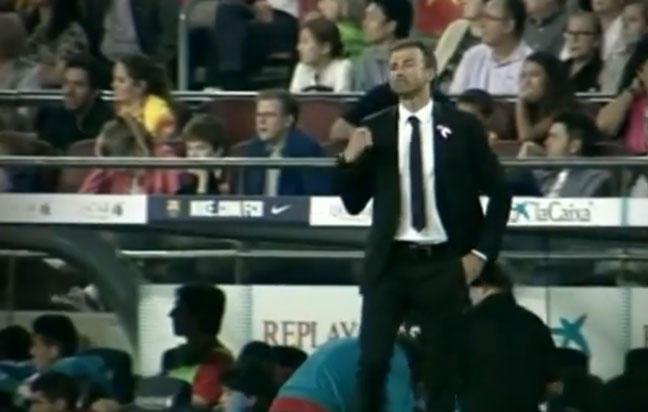 Barcelone: Messi veut la tête de Luis Enrique !
