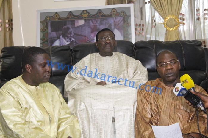 Pose première pierre autoroute Thiès/Touba : Cheikh Béthio donne « n'digueul » pour un accueil chaleureux du Chef de l'Etat