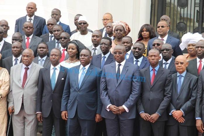 Les nominations en conseil des Ministres du mercredi 07 janvier 2015