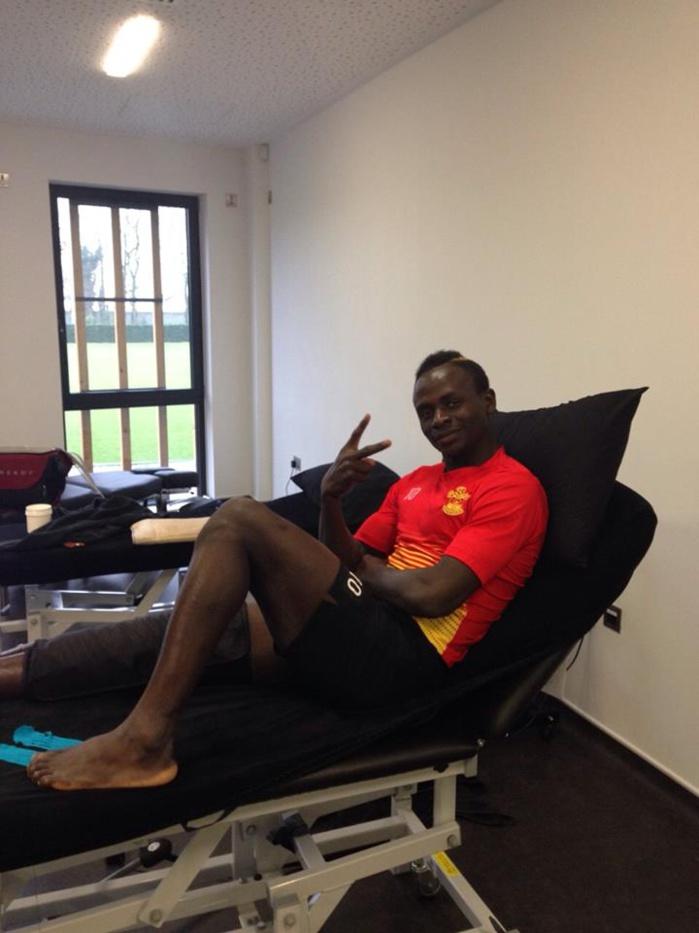 CAN 2015 : Sadio Mané annonce son retour