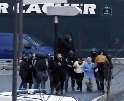 Porte de Vincennes : plusieurs otages ont été libérés, l'assaillant a été tué